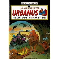 Urbanus - 044 Een knap zwartje is ook niet mis - herdruk - Standaard Uitgeverij