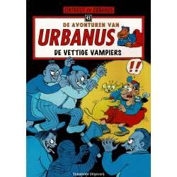 Urbanus - 045 De vettige vampiers - herdruk - Standaard Uitgeverij