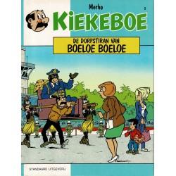 Kiekeboe - 003 De dorpstiran van Boeloe Boeloe - herdruk - Standaard Uitgeverij, 1e reeks