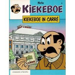 Kiekeboe - 006 Kiekeboe in Carré - herdruk - Standaard Uitgeverij, 1e reeks