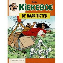 Kiekeboe - 008 De Haar-Tisten - herdruk - Standaard Uitgeverij, 1e reeks