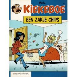 Kiekeboe - 014 Een zakje chips - herdruk - Standaard Uitgeverij, 1e reeks