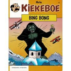 Kiekeboe - 018 Bing Bong - herdruk - Standaard Uitgeverij, 1e reeks