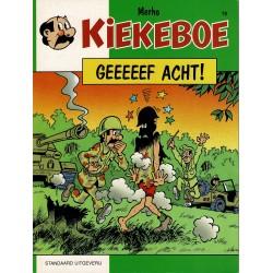 Kiekeboe - 019 Geeeeef acht! - herdruk - Standaard Uitgeverij, 1e reeks