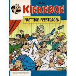 Kiekeboe - 038 Prettige feestdagen - herdruk - Standaard Uitgeverij, 1e reeks