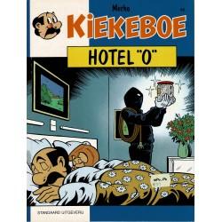 Kiekeboe - 044 Hotel O - herdruk - Standaard Uitgeverij, 1e reeks