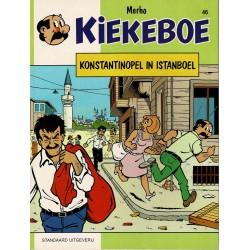 Kiekeboe - 046 Konstantinopel in Istanboel - herdruk - Standaard Uitgeverij, 1e reeks