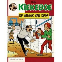 Kiekeboe - 052 De wraak van Dédé - herdruk - Standaard Uitgeverij, 1e reeks