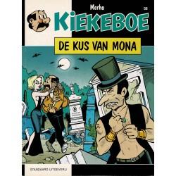 Kiekeboe - 059 De kus van Mona - herdruk - Standaard Uitgeverij, 1e reeks