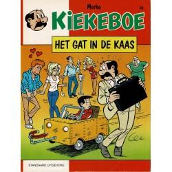 Kiekeboe - 060 Het gat in de kaas - herdruk - Standaard Uitgeverij, 1e reeks