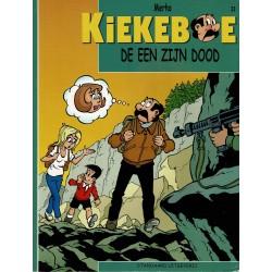 Kiekeboe - 033 De een zijn dood - herdruk - Standaard Uitgeverij, 2e reeks