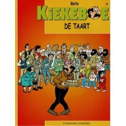 Kiekeboe - 047 De taart - herdruk - Standaard Uitgeverij, 2e reeks