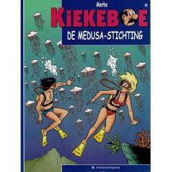 Kiekeboe - 049 De Medusa-stichting - herdruk - Standaard Uitgeverij, 2e reeks