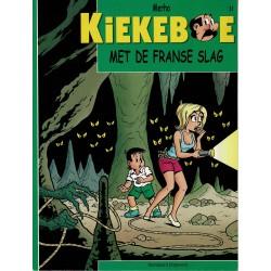 Kiekeboe - 051 Met de Franse slag - herdruk - Standaard Uitgeverij, 2e reeks
