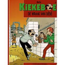 Kiekeboe - 052 De wraak van Dédé - herdruk - Standaard Uitgeverij, 2e reeks