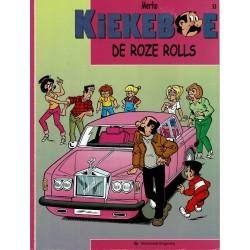 Kiekeboe - 053 De roze Rolls - herdruk - Standaard Uitgeverij, 2e reeks