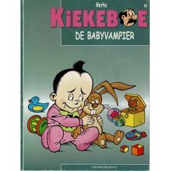 Kiekeboe - 080 De babyvampier - herdruk - Standaard Uitgeverij, 2e reeks