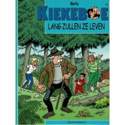Kiekeboe - 083 Lang zullen ze leven - herdruk - Standaard Uitgeverij, 2e reeks