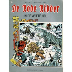 De Rode Ridder - 116 In de witte hel