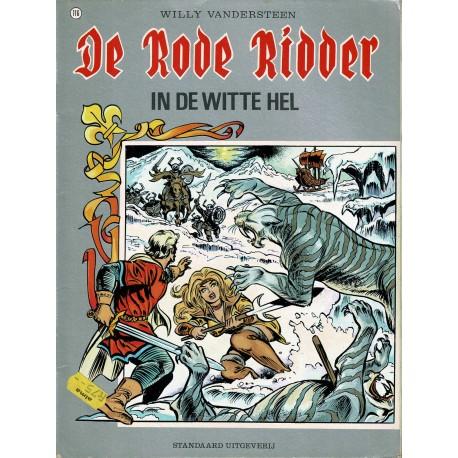 De Rode Ridder - 116 In de witte hel