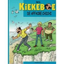 Kiekeboe - 091 De affaire Chichi - herdruk - Standaard Uitgeverij, 2e reeks