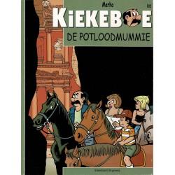 Kiekeboe - 102 De potloodmummie - herdruk - Standaard Uitgeverij, 2e reeks