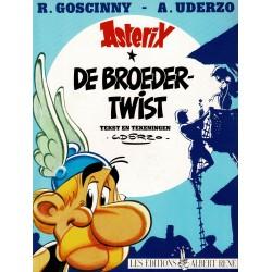 Asterix - 025 De broedertwist - herdruk - Albert René