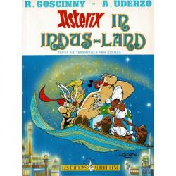 Asterix - 028 Asterix in Indus-land - herdruk - Albert René