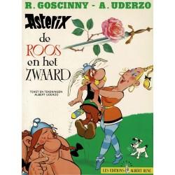 Asterix - 029 De roos en het zwaard - eerste druk 1991 - Albert René