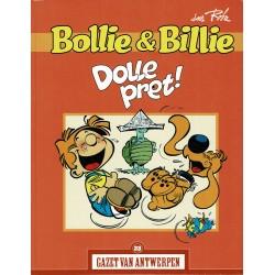 Bollie en Billie - Dolle pret! - De unieke stripreeks Gazet van Antwerpen