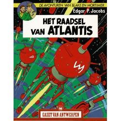 Blake en Mortimer - Het raadsel van Atlantis - De unieke stripreeks Gazet van Antwerpen
