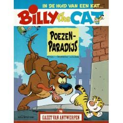 Billy the Cat - Poezenparadijs - De unieke stripreeks Gazet van Antwerpen