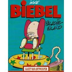 Biebel - Paladijseiland - De unieke stripreeks Gazet van Antwerpen