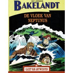 Bakelandt - De vloek van Neptunus - De unieke stripreeks Gazet van Antwerpen