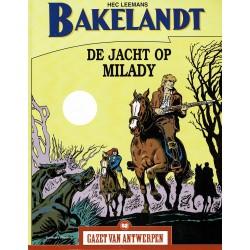 Bakelandt - De jacht op Milady - De unieke stripreeks Gazet van Antwerpen