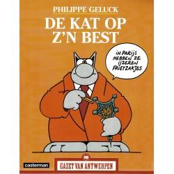 De Kat - De kat op z'n best - De unieke stripreeks Gazet van Antwerpen