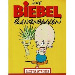 Biebel - Plantenbakken - De unieke stripreeks Gazet van Antwerpen