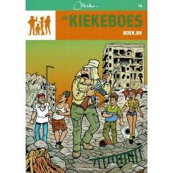 De Kiekeboes - 116 Boek.bv - herdruk - Standaard Uitgeverij, 3e reeks