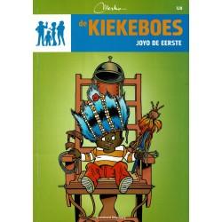 De Kiekeboes - 120 Joyo de Eerste - herdruk - Standaard Uitgeverij, 3e reeks