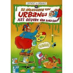 Urbanus - 033 Het oeuvre van hors-d'oeuvre - herdruk - Standaard Uitgeverij