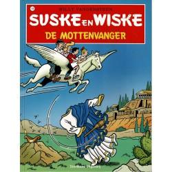 Suske en Wiske - 142 De mottenvanger - herdruk - nieuwe cover