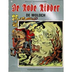 De Rode Ridder - 073 De Moloch - herdruk - grijze cover, geniet