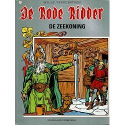 De Rode Ridder - 017 De zeekoning - herdruk - grijze cover, gelijmd
