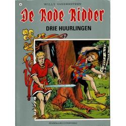 De Rode Ridder - 044 Drie huurlingen - herdruk - grijze cover, gelijmd