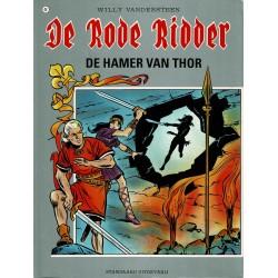 De Rode Ridder - 045 De hamer van Thor - herdruk - grijze cover, gelijmd