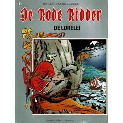 De Rode Ridder - 046 De Lorelei - herdruk - grijze cover, gelijmd