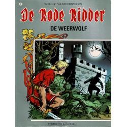 De Rode Ridder - 047 De weerwolf - herdruk - grijze cover, gelijmd