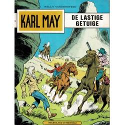 Karl May - 057 De lastige getuige - eerste druk 1979 - Standaard Uitgeverij - 2e reeks