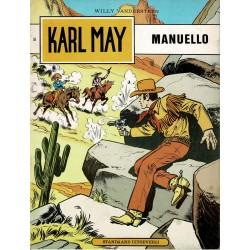 Karl May - 059 Manuello - eerste druk 1979 - Standaard Uitgeverij - 2e reeks