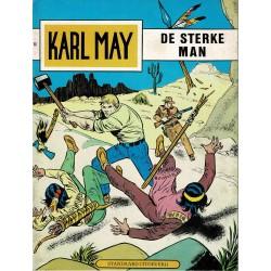 Karl May - 060 De sterke man - eerste druk 1979 - Standaard Uitgeverij - 2e reeks